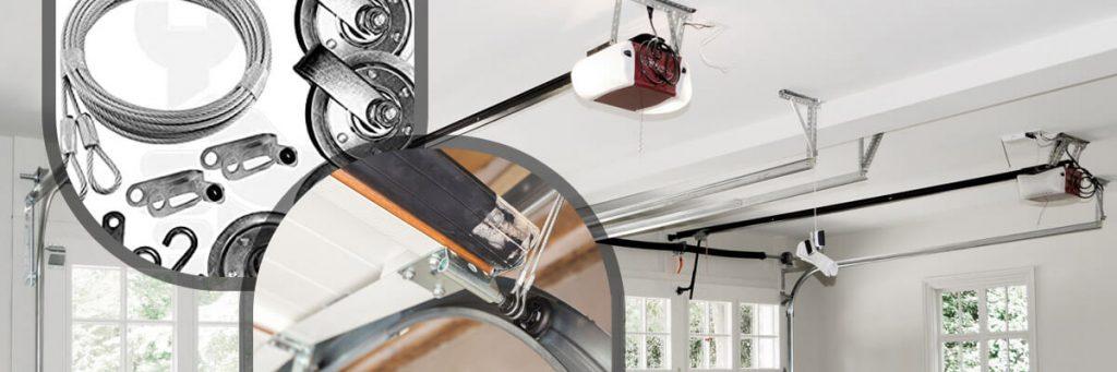 Garage Door Tracks Repair Vandalia
